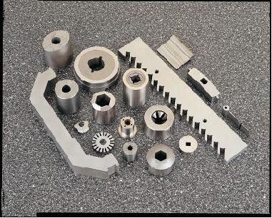 Precision Wire EDM Parts