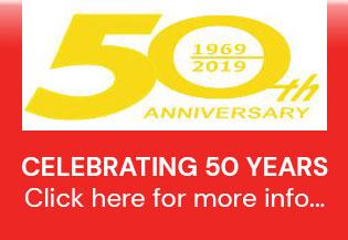 Ford Tool & Machining 50th Anniversary