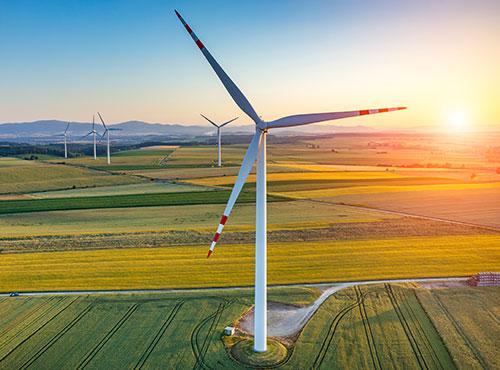 Wind Turbine and Energy